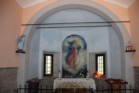 Chiesa Madonna del Lago
