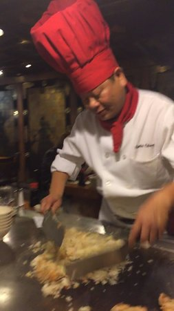Photo of Japanese Restaurant Kyoto Palace Japanese Steakhouse at 1875 S Bascom Ave #2500, Campbell, CA 95008, United States