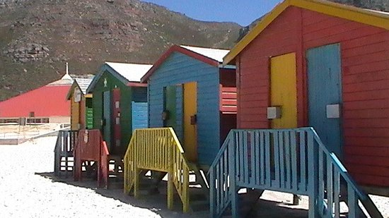 Camp's Bay Beach: Camps Bay South Africa