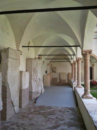 Museo Archeologico: chiostro