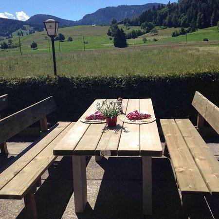 Unteraegeri, Schweiz: Landgasthof Schützen