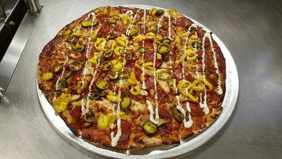 Bucyrus, Ohio: Bakers Pizza