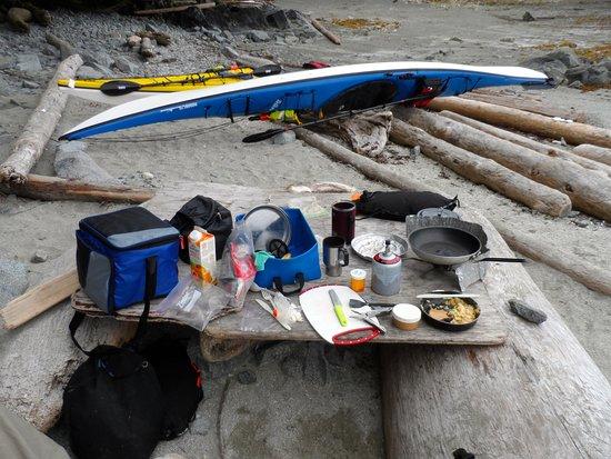 Lady Rose Marine Services: Willis campsite