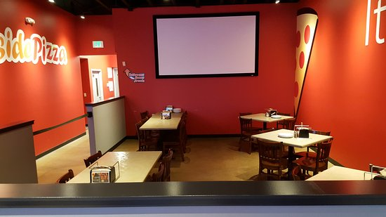 Westside Pizza: Party Room