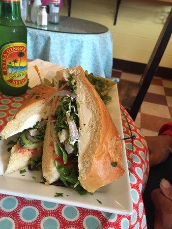 Maura's Cafe and Deli : Turkey Cucumber