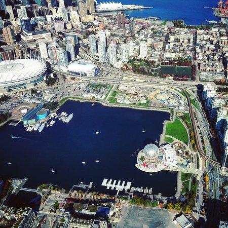 Seair Seaplanes: Vancouver City Skyline Tour