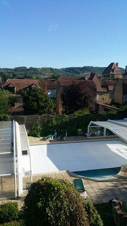 Siorac-en-Périgord, Frankrike: 20160812_092714_large.jpg