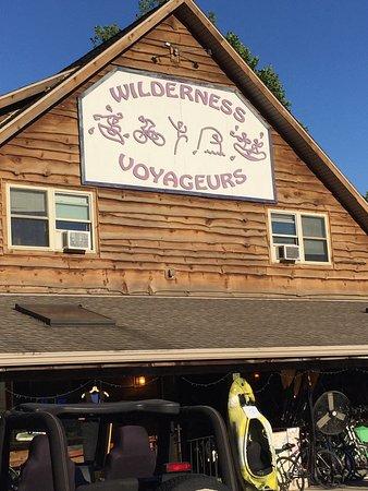 Ohiopyle, PA: Wilderness Voyageurs