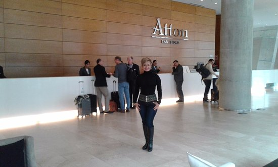 Hotel Atton San Isidro Photo