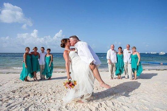 Dreams Palm Beach Punta Cana Wedding 8 2 16