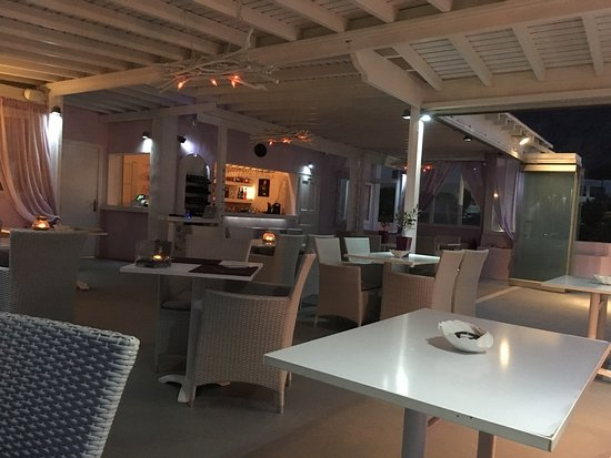 Sky lounge - chilled and pretty