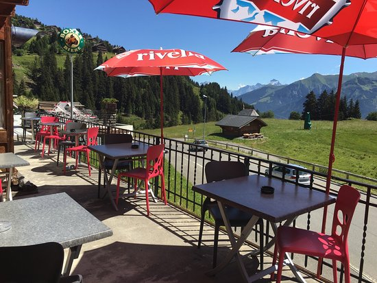 Val D'illiez, Switzerland: Chez Nelly