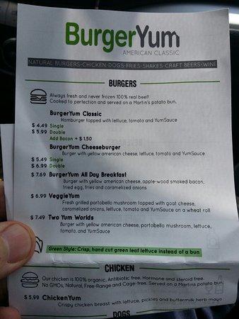 Burger Yum