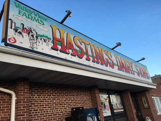 Hastings Cold Creamery