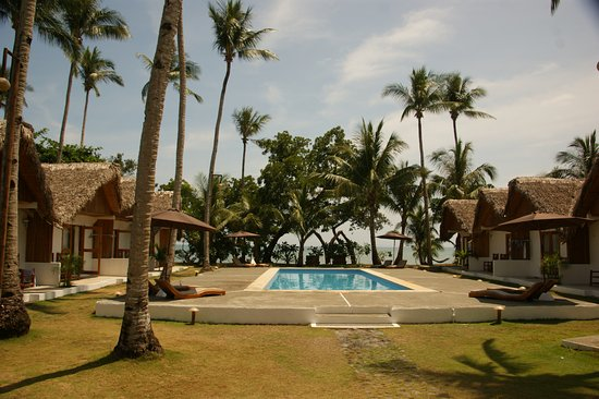 View from our room at Elysia Beach Resort