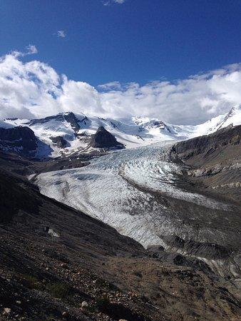 Kanadische Rockies, Kanada: Robson Glacier