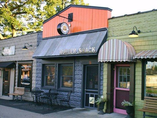 Bridge Street Burger Shack Rockford Restaurant Reviews Phone