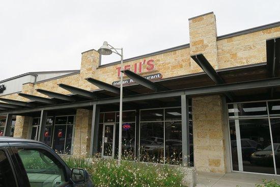 Teji S Indian Restaurant Cedar Park Menu Prices