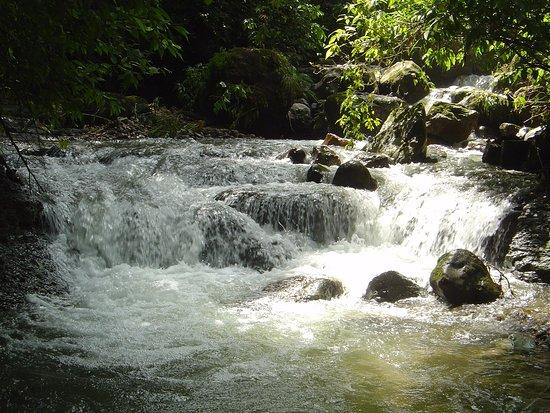 Huimanguillo, Meksyk: Pozas en el arroyo