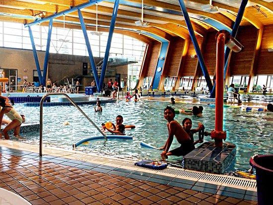 Aquatic Centre at Hillcrest Park