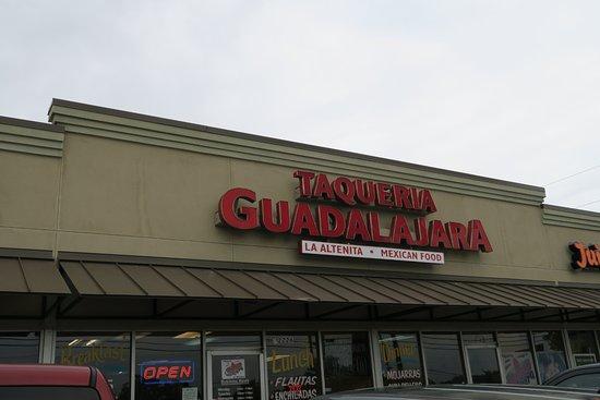 Taqueria Guadalajara Cedar Park Restaurant Reviews