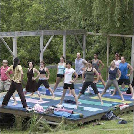 Monroe, نيويورك: Daily yoga classes