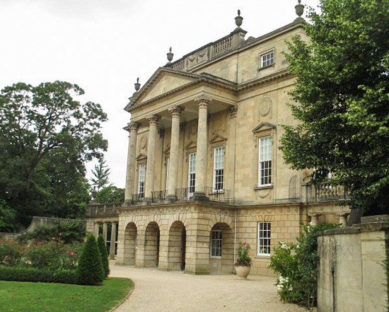 Holburne Museum: The elegant building that houses the Holbourne Museum