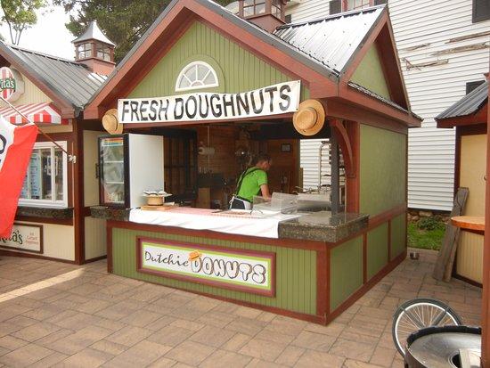 Dutchie Donuts Intercourse Restaurant Reviews Photos