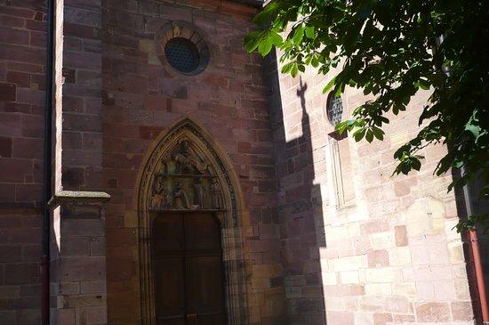 Eglise Saint Maurice Soultz Alsace