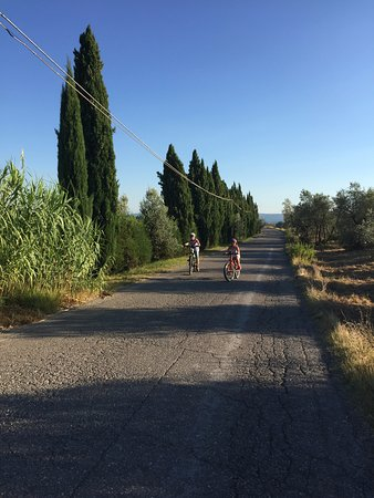 Montespertoli, Itália: paysages