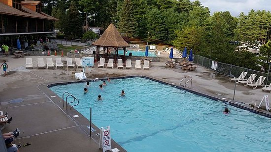 Wonderful Normandy Farms Family Camping Resort: Pool #4 U0026 3