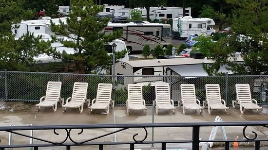 Normandy Farms Family Camping Resort: F, G & H sites