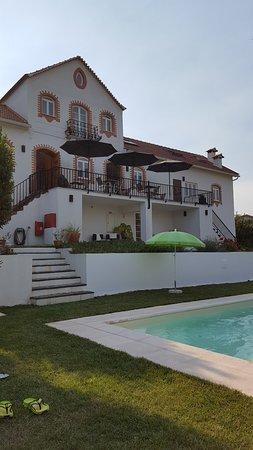 Casa nas Serras: Une piscine très agréable !