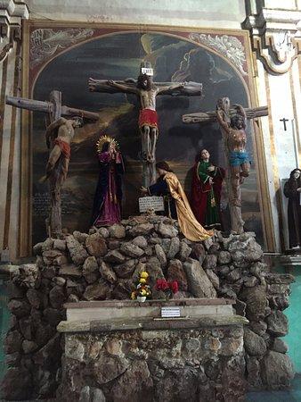 Hotel Posada de las Monjas: Jesus and the thieves