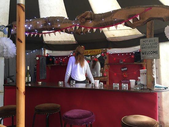 Davidstow, UK : Belle Tents Camping