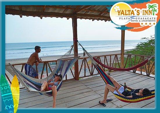 Rivas, Nicarágua: Hamacas y playa, la mejor combinación