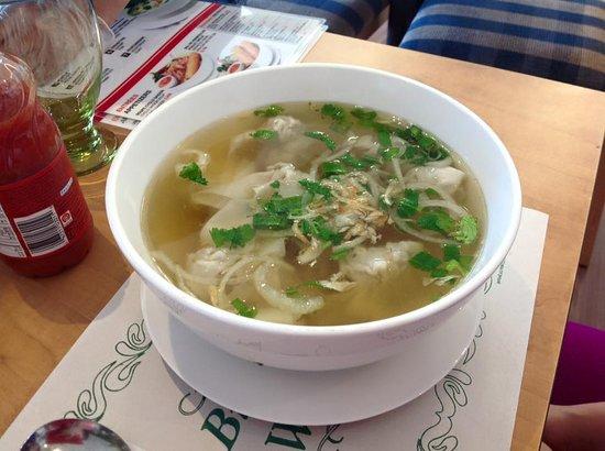 Saint-Lambert, Kanada: Wonton Soup