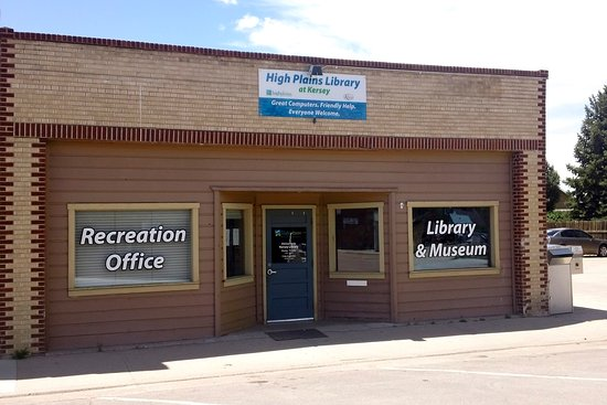 High Plains Library District - Kersey Library : Old library location