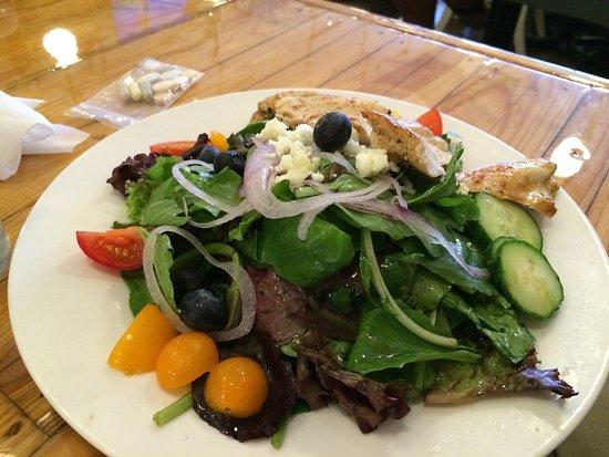Wapakoneta, OH: J. Marie's House Salad
