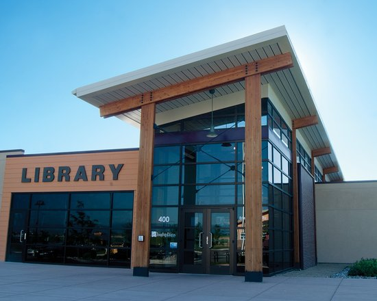 High Plains Library District - Erie