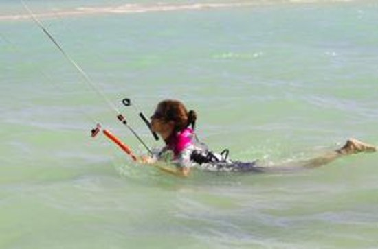 Hooked on Kiteboarding