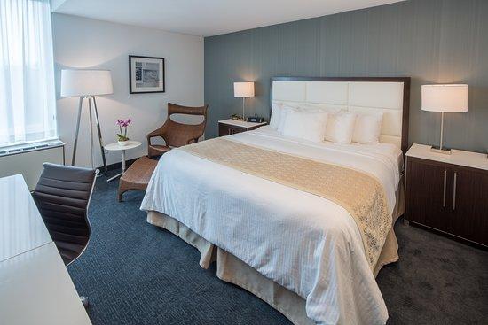 Weber's Boutique Hotel: Standard king room