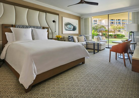 Four Seasons : Bed
