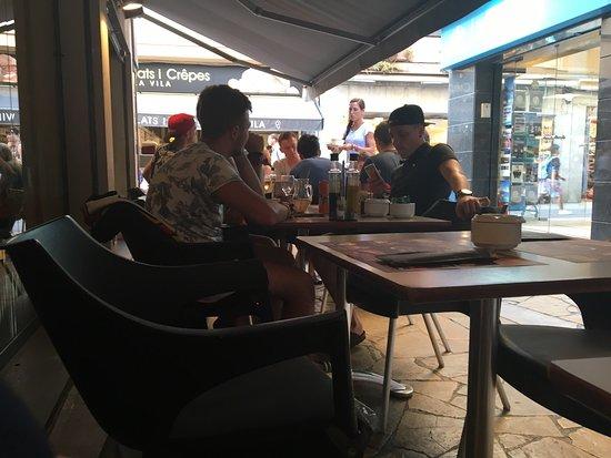 Cafè de la vila