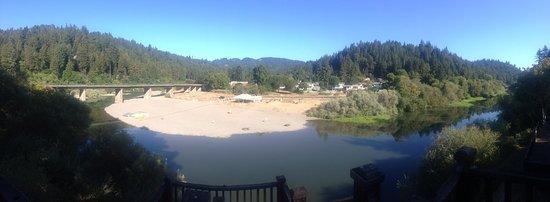 Monte Rio, Califórnia: pan-o-rama!