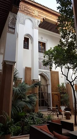 Obraz Riad Laaroussa Hotel and Spa