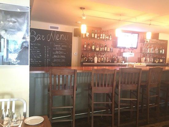 Lenox, MA: The bar
