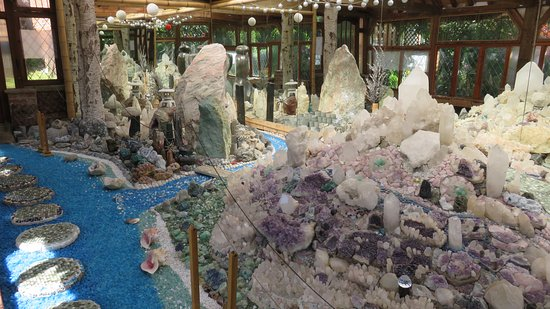 pure land meditation centre and japanese garden crystal garden - Crystal Garden