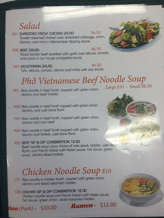 Belgrade, MT: PHO Bone Broth Noodles