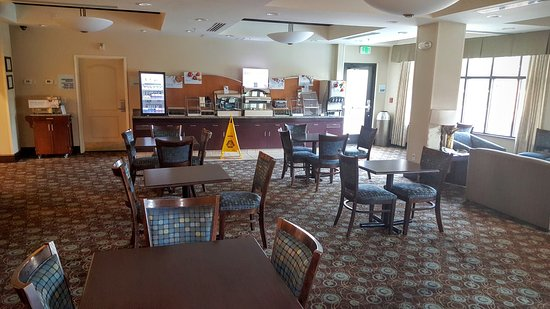Holiday Inn Express Clovis Fresno Area: Breakfast Area